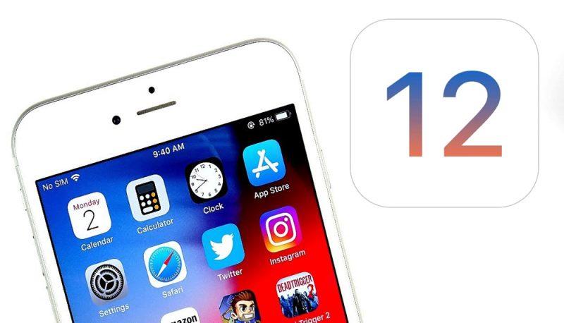 iOS 12 : quelles sont les conséquences pour l'iPhone 6 Plus ?