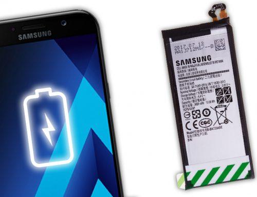 Comment améliorer les performances de la batterie d'un Galaxy A7 2017