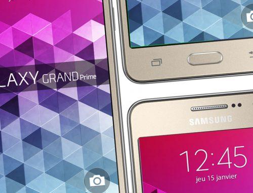 Informations sur le Galaxy Grand Prime Value Edition (VE)
