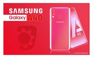 Galaxy A40, un nouveau Samsung ultra-compact et vraiment accessible