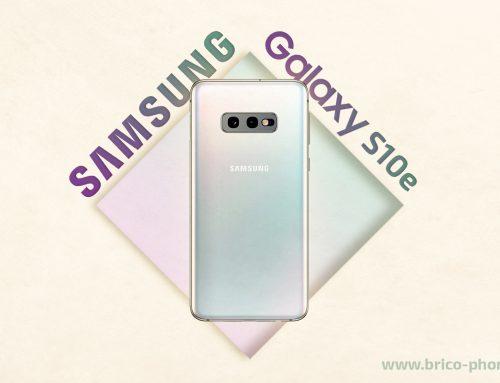Galaxy S10e, un excellent Samsung compact et puissant !