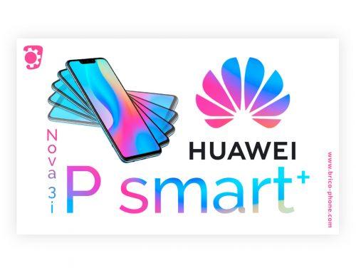 Performances et bel écran, les atouts du Huawei P Smart+ (2018) / Nova 3i