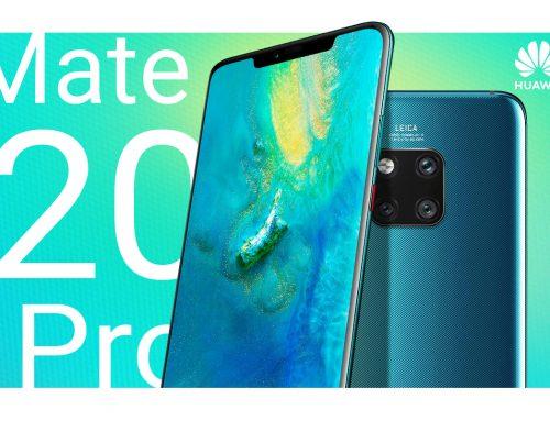 Huawei Mate 20 Pro, une référence sur le marché