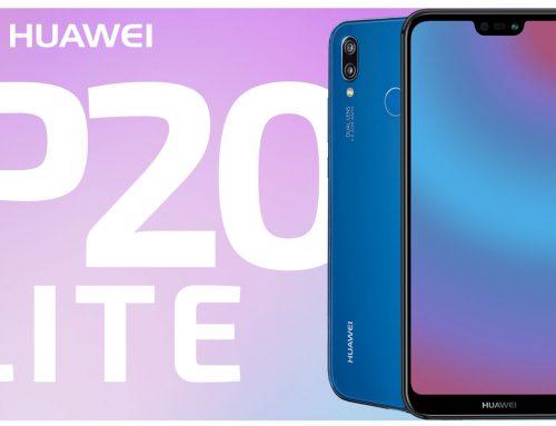 Huawei P20 Lite : un petit prix pour un smartphone de qualité