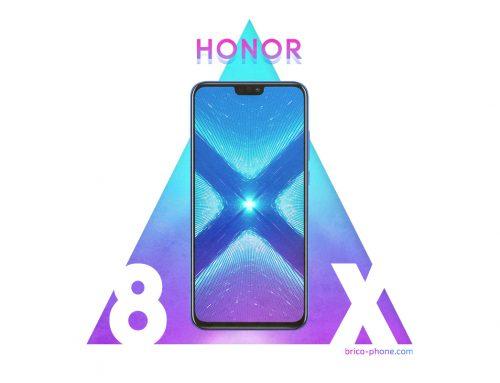 Honor 8X – Caractéristiques d'un modèle premium à petit prix