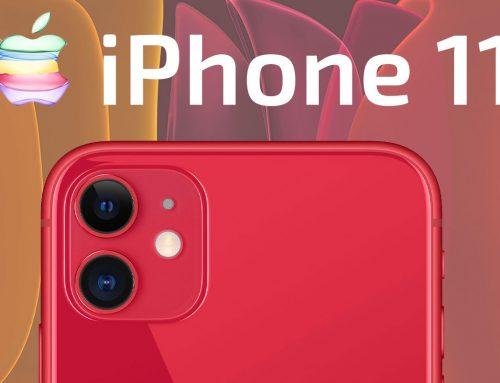 L'iPhone 11, le modèle le moins cher de la gamme d'Apple