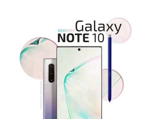 Le Galaxy Note 10, un smartphone très performant