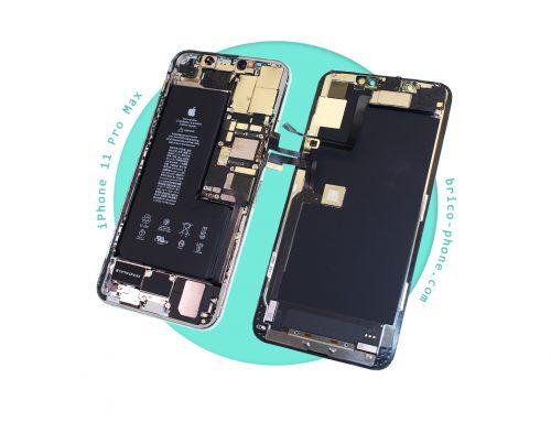 La batterie de l'iPhone 11 Pro Max victime d'une anomalie ?