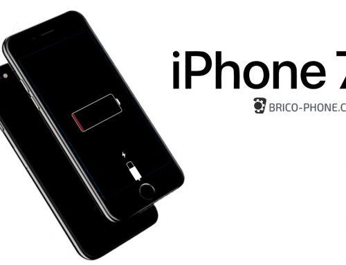 Changer la batterie pour avoir un iPhone 7 comme neuf !