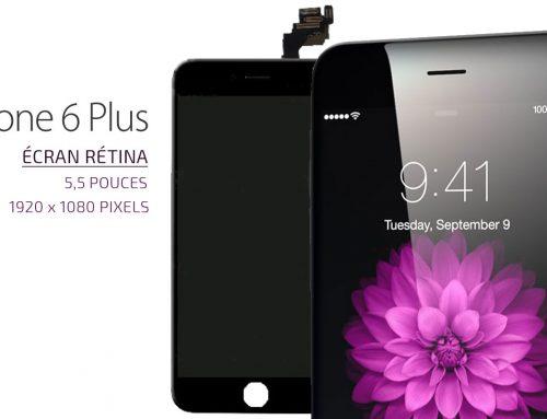 Remplacer l'écran d'un iPhone 6 Plus pour continuer à l'utiliser