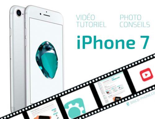 Changer une pièce d'un iPhone 7 grâce à des tutoriels en ligne