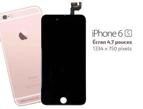 iPhone 6S : remplacer l'écran pour une meilleure lisibilité
