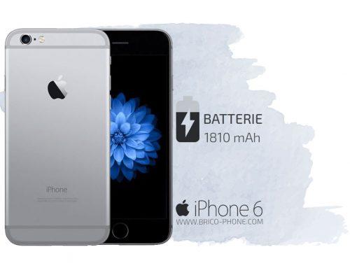 Une nouvelle batterie pour avoir un iPhone 6 plus endurant
