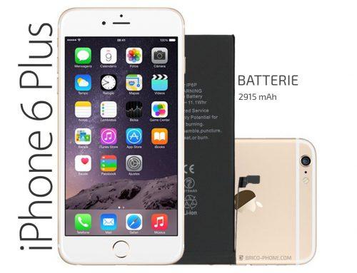 Changer la batterie de l'iPhone 6 Plus pour plus d'autonomie