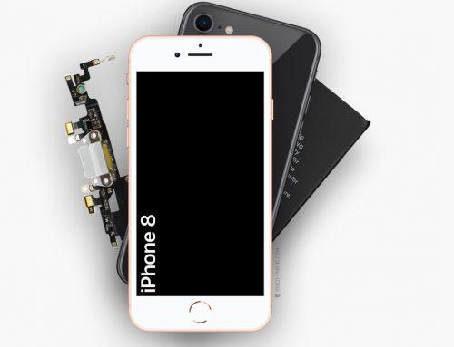L'écran de l'iPhone 8, une pièce à réparer soi-même sans SAV