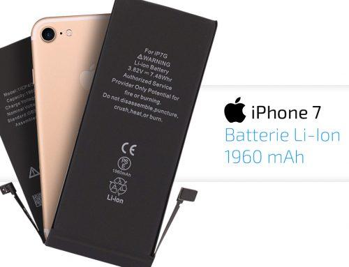 Où acheter une batterie de qualité pour réparer son iPhone 7 ?