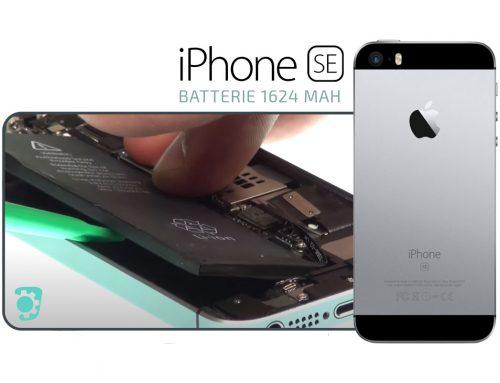 iPhone SE : changer une batterie abîmée pour limiter la gêne
