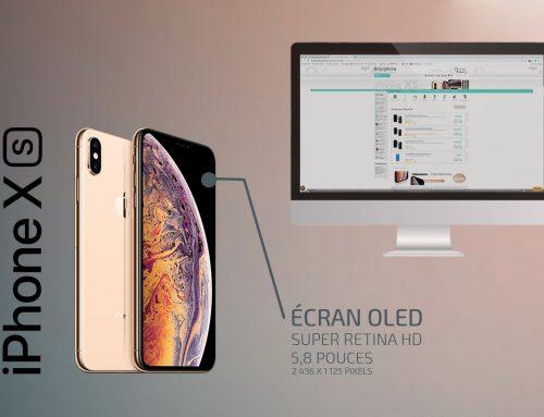 Conseils pour acheter un nouvel écran pour votre iPhone XS