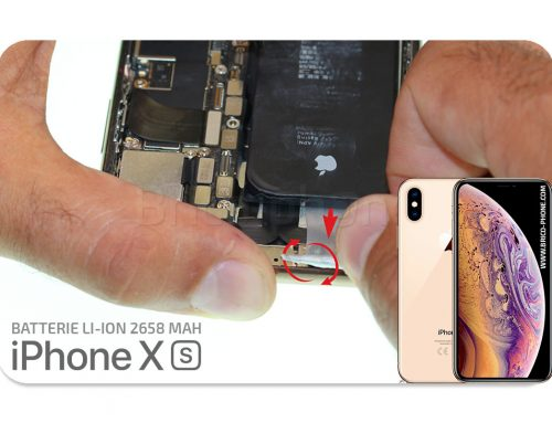 iPhone XS : changer la batterie pour une autonomie optimale