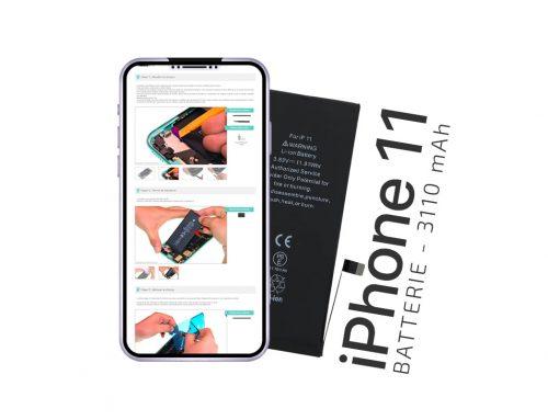 iPhone 11 : changer la batterie et avoir une meilleure autonomie