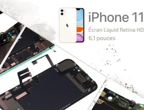 Remplacer l'écran d'un iPhone 11, un geste à la portée de tous