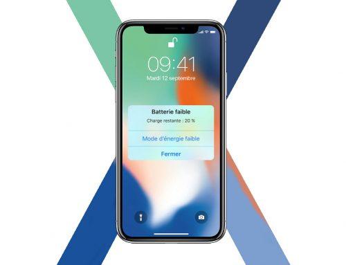 Réparer la batterie d'un iPhone X avec une pièce identique