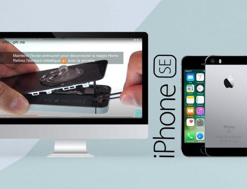 Changer l'écran de son iPhone SE, une idée plutôt judicieuse !